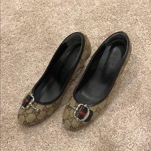 Gucci high heels size 36